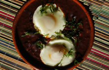 Shakshuka Eggs Rancheo