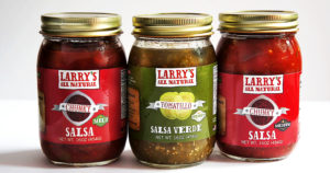 Larry's All Natural Salsas